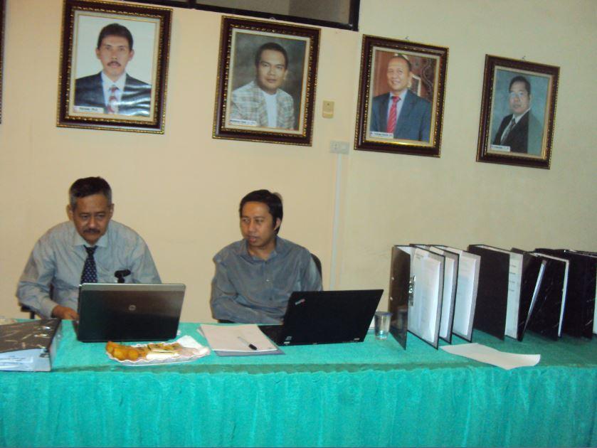Dokumentasi Audit Internal WMM dan Top Manajemen 06
