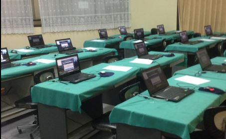 Ruang Ujian CBT R206