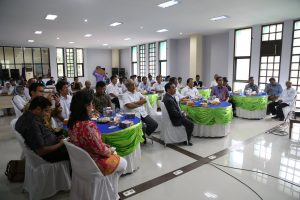 Suasana Kegiatan Serah Terima CSR