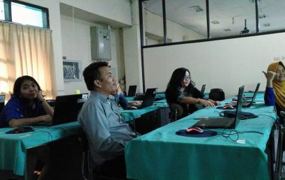 Bagian Keuangan  Rektorat Verifikasi Uang Kuliah Tunggal (UKT) D3, Di UPT TIK Universitas Lampung
