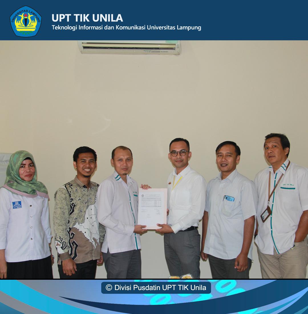 Audit Internal LP3M
