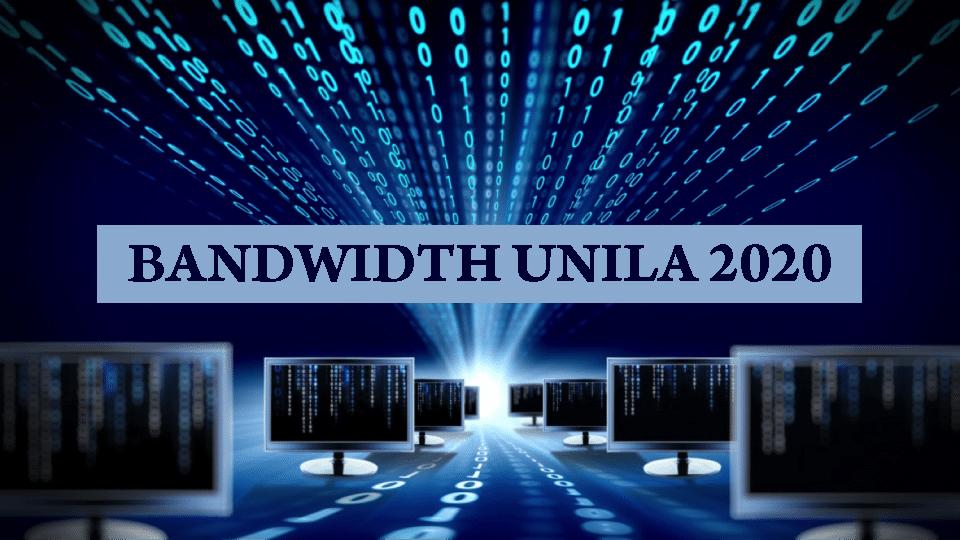 Parameter Pengujian Performa Layanan Internet Unila TA 2020
