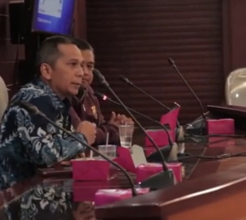 Rapat Integrasi Data Sistem Universitas Lampung