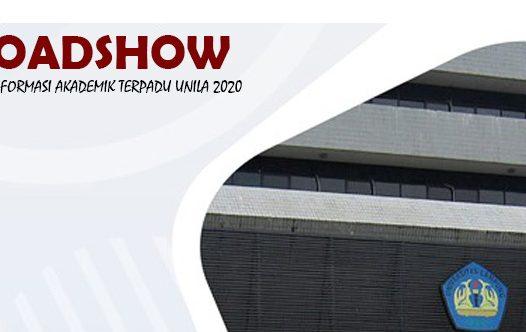 Roadshow Siakadu 2020 Unila