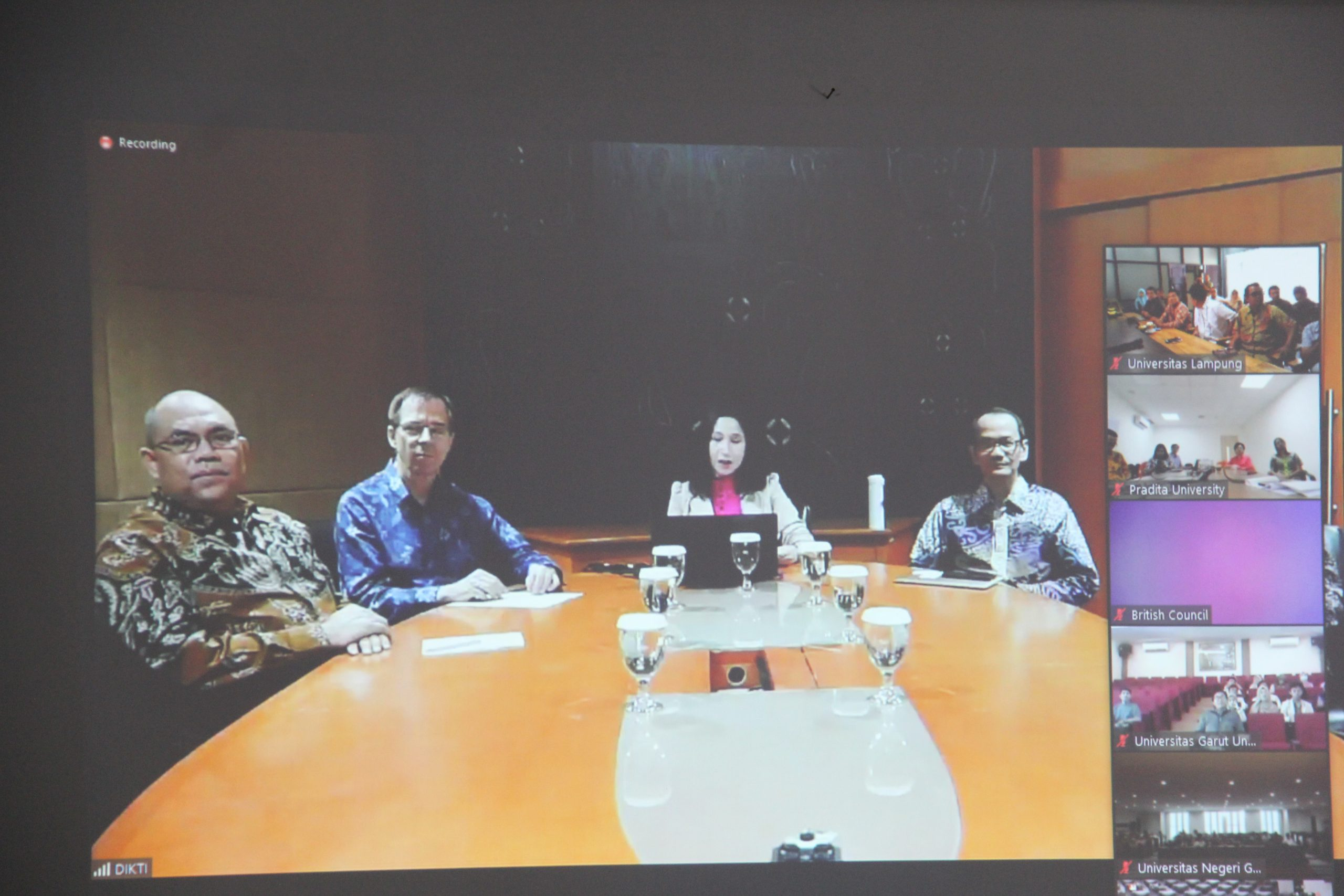 Video Conferance Webinar