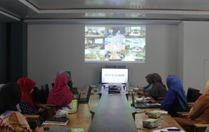 "Video Conference Program ""L'Oreal-UNESCO For Women In Science (FWIS) tahun 2020."