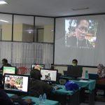 "Webinar seminar nasional FISIP Unila: ""Dilema politik lingkungan"""