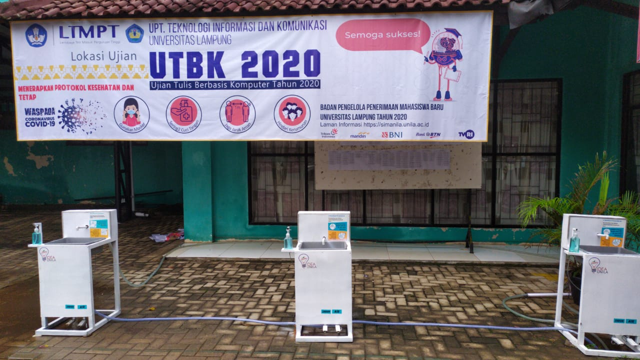 Ujian Tulis Berbasis Komputer (UTBK) SBMPTN 2020 New Normal