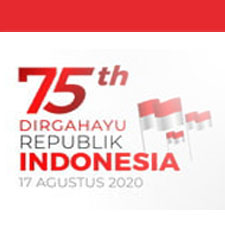 Dirgahayu Republik Indonesia KE- 75