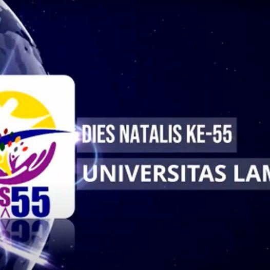 Dies Natalis Universitas Lampung ke-55
